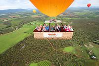 20150202 02 February Hot Air Balloon Cairns