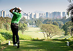 Action during Round 4 of the UBS Hong Kong Golf Open 2011 at Fanling Golf Course in Hong Kong on 4 December 2011. Photo © Andy Jones / The Power of Sport Images