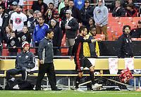Washington, D.C. - Saturday, March 26, 2016: FC Dallas defeated D.C. United 3-0 in a MLS match at RFK Stadium..