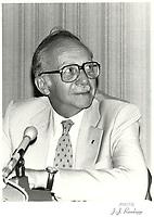 File Photo  - Robert Boyd<br /> , President, Hydro-Quebec<br /> <br /> Robert Boyd<br /> , Hydro-Quebec, 1978<br /> <br /> <br /> PHOTO : JJ Raudsepp  - Agence Quebec presse