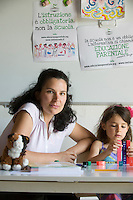 homeschooling, educazione parentale, educazione domestica.Erika De Martino, è la referente per l'homeshooling.