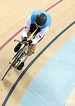 Tristan Chernove, Rio 2016 - Para Cycling // Paracyclisme.<br /> Para Cycling participates in a track cycling training session // Para Cycling participe à une session d'entraînement de cyclisme sur piste. 06/09/2016.