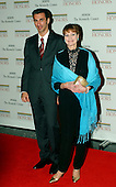 Washington, D.C. - December 2, 2006 -- Suzanne Farrell and Momchil Mladenov arrive for the State Department Dinner for the 29th Kennedy Center Honors dinner at the Department of State in Washington, D.C. on Saturday evening, December 2, 2006.  Andrew Lloyd Webber, Zubin Mehta, Dolly Parton, Smokey Robinson and Stephen Spielberg are being honored in 2006 for their contribution to American culture..Credit: Ron Sachs / CNP