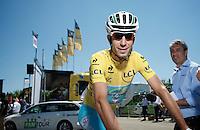 Vincenzo Nibali (ITA/Astana)<br /> <br /> 2014 Tour de France<br /> stage 12: Bourg-en-Bresse - Saint-Etiènne (185km)