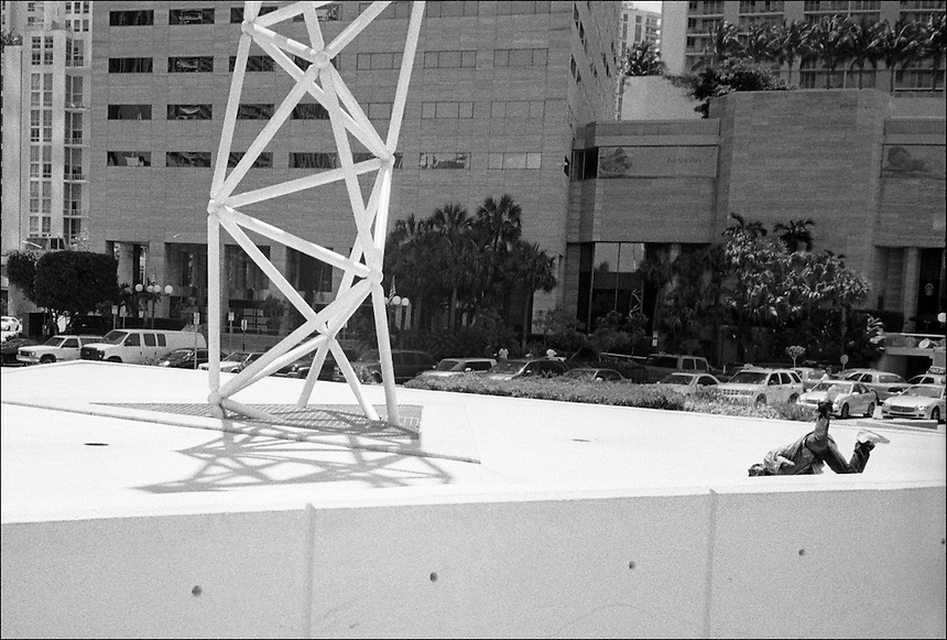 """Icarus<br /> From """"The other Wind"""" series<br /> Downtown Miami, April 2011"""
