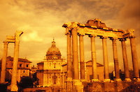 Italy, Rome, The Forum
