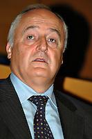 Roma 11/09/04 Palazzo dei Congressi, Assemblea Nazionale UIL, Adriano Musi, segretario generale aggiunto.<br /> Photo Samantha Zucchi Insidefoto