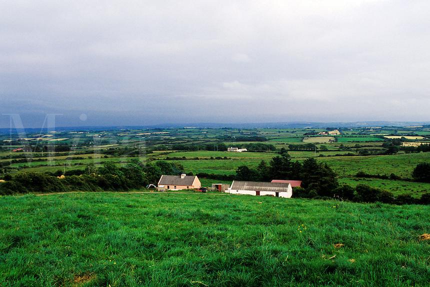 Farm house. County Clare, Ireland