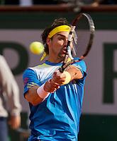 01-06-13, Tennis, France, Paris, Roland Garros,  Rafael Nadal