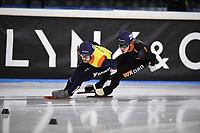 SCHAATSEN: HEERENVEEN: 13-12-2020, IJsstadion Thialf, Shorttrack, NK Shorttrack Afstanden, ©foto Martin de Jong