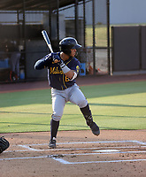 Jeferson Quero - Milwaukee Brewers 2021 extended spring training (Bill Mitchell)