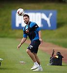 Darren McGregor on the ball