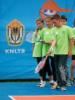 19-06-12, Netherlands, Rosmalen, Tennis, Unicef Open,  KNLTB Plaza