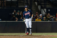 Arizona Wildcats third baseman Nick Quintana (13) during an NCAA game against the NDSU Bison at Hi Corbett Field on March 9, 2018 in Tucson, Arizona. Arizona defeated North Dakota State University 13-3. (Zachary Lucy/Four Seam Images)