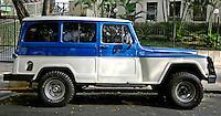 Carro antigo. SP. 2007. Foto de Manuel Lourenço.