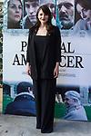 Andrea Duro attend the 'Pasaja al amanecer' photocall at Alma Club in Madrid on April 17, 2017. (ALTERPHOTOS / Rodrigo Jimenez)