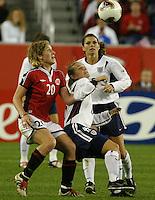 Tiffeny Milbrett v Lise Klavenes(Norway) 2003 WWC USA/Norway quarter final.