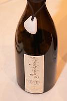 Domaine des Demoiselles Cotes du Roussillon Les Aspres. Roussillon. France. Europe. Bottle.