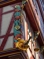 Kaffeehaus Goldene Waage, Frankfurt, Hessen, Deutschland, Europa<br /> Kaffeehaus Goldene Wage, Frankfurt, Hesse, Germany, Europe