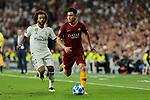 AS Roma's Cengiz Under during Champions League match. September 19, 2018. (ALTERPHOTOS/A. Perez Meca)