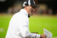 Zak Clark  head football coach of Springdale against Farmington at Cardinals Stadium, Farmington, Arkansas on Friday, September 11, 2020 / Special to NWA Democrat-Gazette/ David Beach