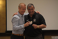 Los Angeles, CA - Sunday  January 28, 2018: A badge ceremony and meeting for our FIFA Officials presented by USSF