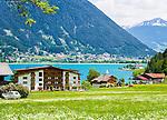 Austria, Tyrol, Pertisau at Achen Lake | Oesterreich, Tirol, Pertisau am Achensee