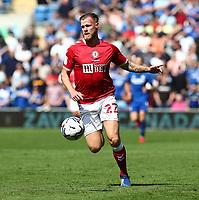 28th August 2021; Cardiff City Stadium, Cardiff, Wales;  EFL Championship football, Cardiff versus Bristol City; Tomas Kalas of Bristol City