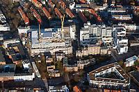 Hamburg Altona Ikea: EUROPA, DEUTSCHLAND, HAMBURG, (EUROPE, GERMANY), 31.12.2013: Baugrube des neuen IKEA Gebaeudes in Hamburg Altona