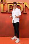 Actor Guillermo Estrella attends the photocall of 'El Rey León'. July 16, 2019. (ALTERPHOTOS/Johana Hernandez)
