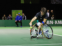 Februari 13, 2015, Netherlands, Rotterdam, Ahoy, ABN AMRO World Tennis Tournament, Gustavo Fernandez (ARG)<br /> Photo: Tennisimages/Henk Koster