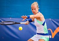 Amstelveen, Netherlands, 1 August 2020, NTC, National Tennis Center, National Tennis Championships,  Womans Final : Richel Hogenkamp (NED)<br /> Photo: Henk Koster/tennisimages.com