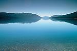 Glacial Lake McDonald, Glacier National Park, Montana