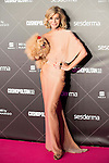 Bibiana Fernandez attends to the award ceremony of the VIII edition of the Cosmopolitan Awards at Ritz Hotel in Madrid, October 27, 2015.<br /> (ALTERPHOTOS/BorjaB.Hojas)