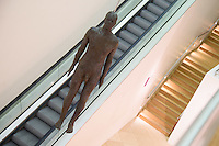 Antony Gormley<br /> at the opening of Antony Gormley - Object at the National Portrait Gallery, London.<br /> <br /> <br /> ©Ash Knotek  D3150  07/09/2016