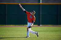 Jackson Purcell during the Under Armour All-America Tournament powered by Baseball Factory on January 19, 2020 at Sloan Park in Mesa, Arizona.  (Zachary Lucy/Four Seam Images)
