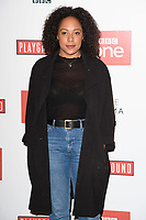 "Rosalind Eleazar<br /> at the ""Howard's End"" screening held at the BFI NFT South Bank, London<br /> <br /> <br /> ©Ash Knotek  D3343  01/11/2017"
