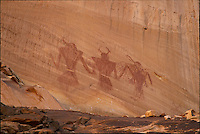 """Calf Creek Pictographs""<br />