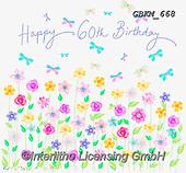 Kate, FLOWERS, BLUMEN, FLORES, paintings+++++,GBKM668,#f#, EVERYDAY
