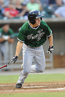 Brandon Havemann during the Southern League Playoffs. West Tenn won the game 8-3 at Smokies Park, Kodak Tennessee. Photo By Tony Farlow/Four Seam Images.
