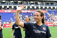 Harrison, NJ - Sunday August 18, 2019: A National Women's Soccer League match between Sky Blue FC and the Reign FC  at Red Bull Arena.