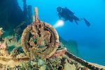 The wrecks of Truk Lagoon : Kyosumi Maru