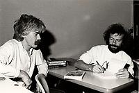 Montreal (Qc) CANADA - 1985 File photo  - Antoine