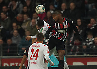 Almamy Touré (Eintracht Frankfurt) gegen Ismail Jakobs (1. FC Koeln) - 18.12.2019: Eintracht Frankfurt vs. 1. FC Koeln, Commerzbank Arena, 16. Spieltag<br /> DISCLAIMER: DFL regulations prohibit any use of photographs as image sequences and/or quasi-video.