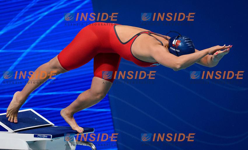 200m Freestyle Women<br /> Preliminary<br /> AZZOPARDI Mya MLT Malta<br /> Swimming<br /> Budapest  - Hungary  19/5/2021<br /> Duna Arena<br /> XXXV LEN European Aquatic Championships<br /> Photo Giorgio Perottino / Deepbluemedia / Insidefoto