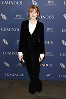LONDON, UK. October 01, 2019: Emily Beacham at the Luminous Gala 2019 at the Roundhouse Camden, London.<br /> Picture: Steve Vas/Featureflash