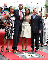 Angela Bassett. Forest Whitaker, Kerry Washington, & Kiefer Sutherland.Forest Whitaker receives Star on the Walk of Fame.Hollywood & Highland.Los Angeles, CA.April 16, 2007.©2007 Kathy Hutchins / Hutchins Photo....