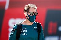 2nd May 2021; Algarve International Circuit, in Portimao, Portugal; F1 Grand Prix of Portugal, Race Day;  VETTEL Sebastian (ger), Aston Martin F1 AMR21