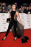 Karen Clifton<br /> arriving for the National TV Awards 2019 at the O2 Arena, London<br /> <br /> ©Ash Knotek  D3473  22/01/2019