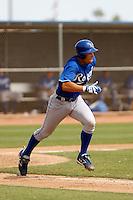 Eric Hosmer   - Kansas City Royals - 2009 spring training.Photo by:  Bill Mitchell/Four Seam Images